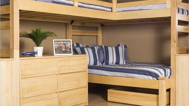 Bunk Bed Plans Diy Blueprints