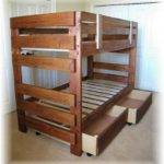 Bunk Bed Plans Pdf Woodworktips