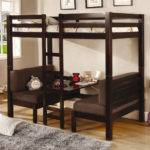 Bunks Twin Over Convertible Loft Bed Bunk Beds