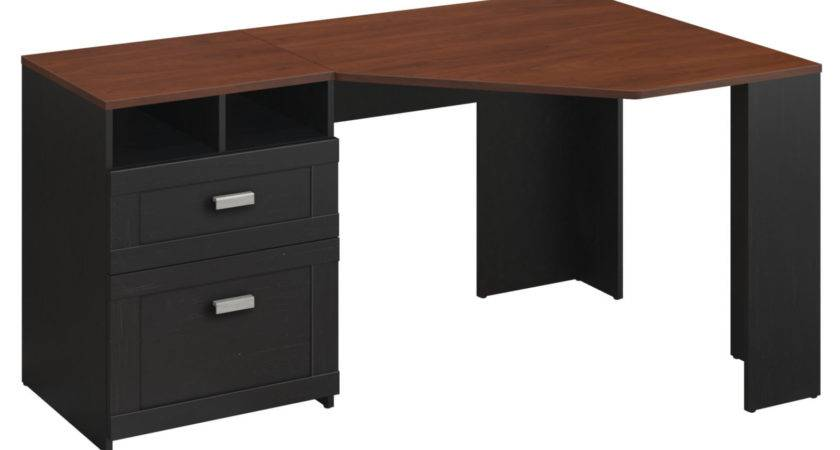 Bush Furniture Wheaton Computer Desk Reviews Wayfair