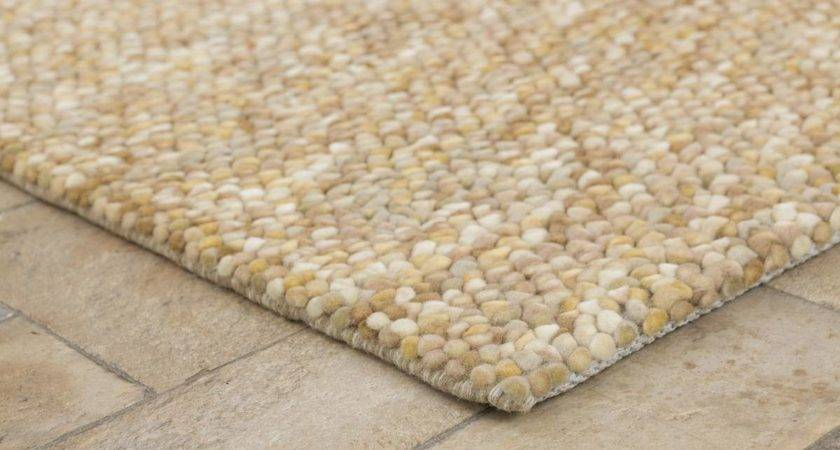 Buy Felt Pebbles Beach Real Rug Company