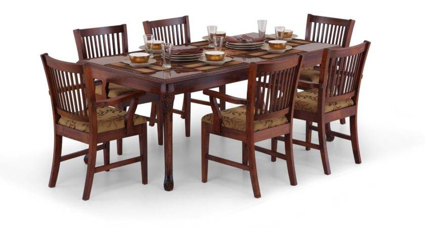 Buy Inlay Design Dining Table Set Designer