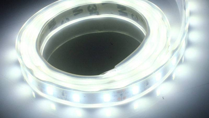 Buy Smd Led Silicone Strip Light Cool White