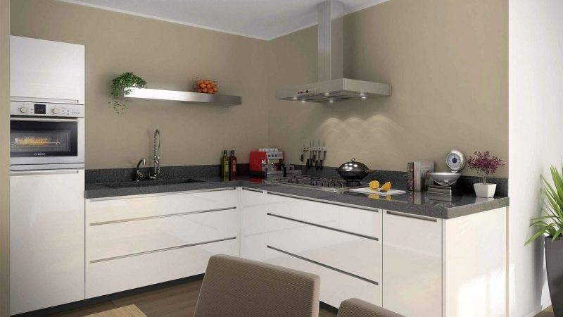 Buy White Lacquer Kitchen Cabinets Cheap Price