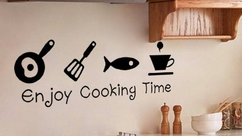 Buy Wholesale Kitchen Wall Stickers China