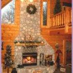 Cabin Fireplace Ideas Homedesigns