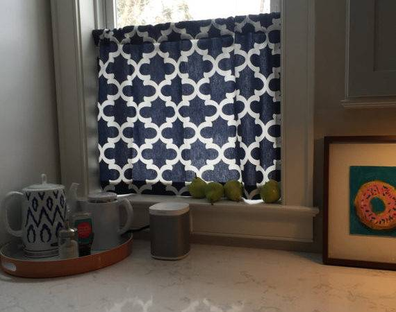 Cafe Curtain Color Choices Moroccan Fabric