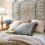 California Livin Home Diy Headboard Ideas Recycle Cycle