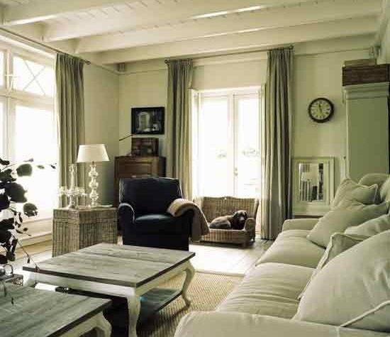 Calm Relaxing Living Room Housetohome