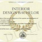 Can Interior Design Degree Home
