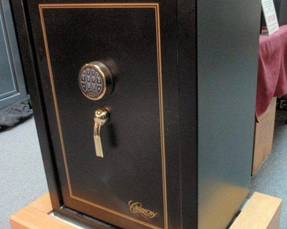 Cannon Home Fire Safe Series Minute