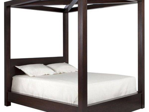 Canopy Bed Frame Costa Rican Furniture