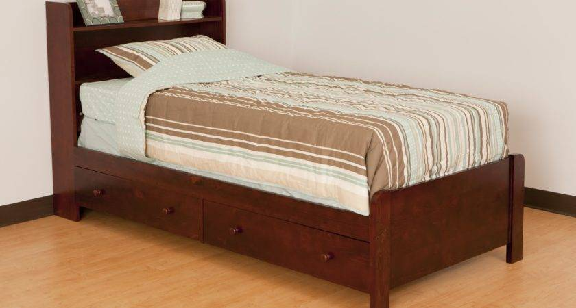 Canwood Mates Twin Bed Commerce
