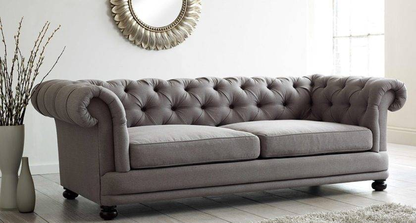 Cara Chesterfield Sofa