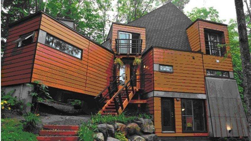Cargo Container Homes Green Living