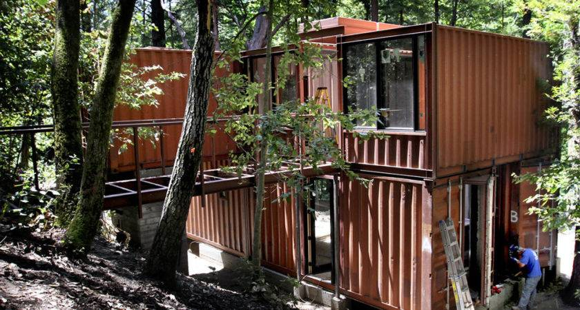 Cargo Container Houses Durable Attractive Alternative