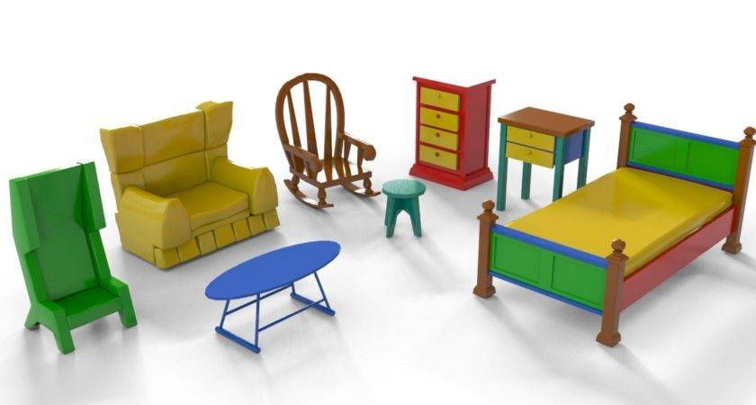 Cartoon Furniture Teddpermana Docean