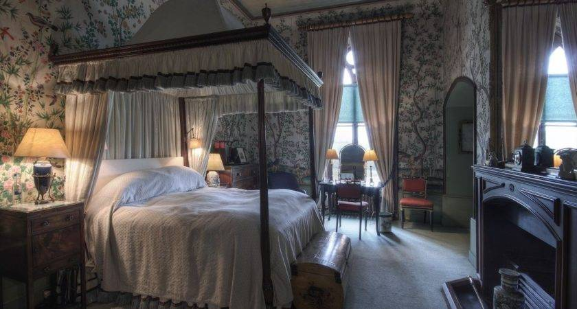 Castle Bedrooms Eastnor Herefordshire