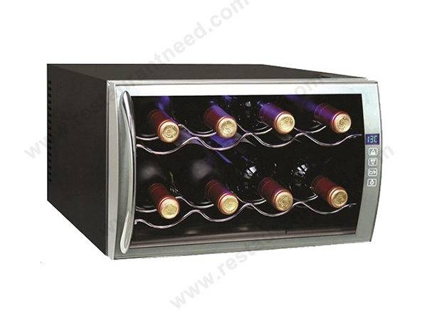 Catering Equipment Humidity Control Cooler Wine Fridge