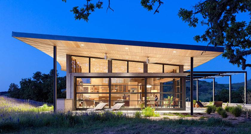 Caterpillar House Sustainable Leed Certified