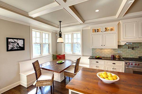Ceiling Styles Ideas Grasscloth