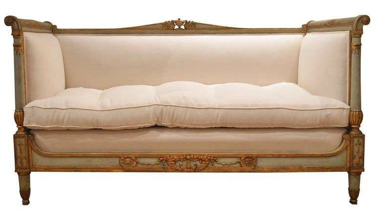 Century Antique Style French Directoire Sofa Stdibs