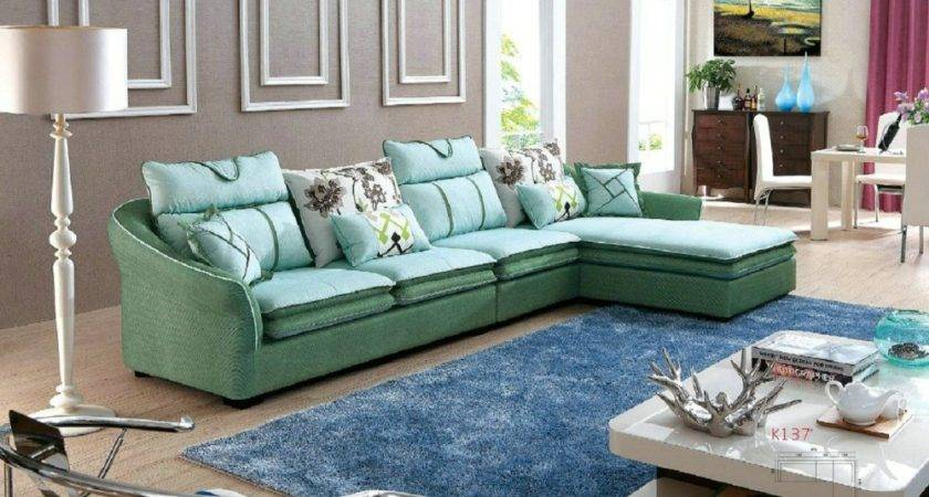 Chaise Armchair Sofas Living Room European Style