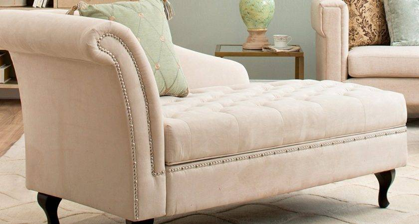 Chaise Bedroom Chic Reading Corner Filled