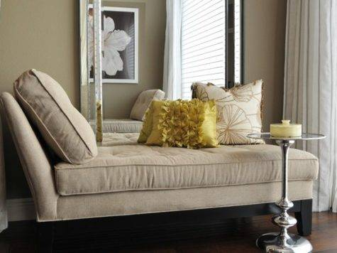 Chaise Lounges Bedrooms