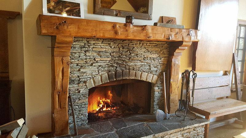 Change Your Fireplace Facade Diy Rustic Renovation