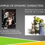 Characterization Type Character They