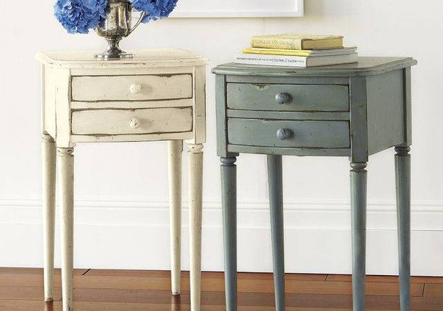 Charlotte Bedside Table Traditional Nightstands