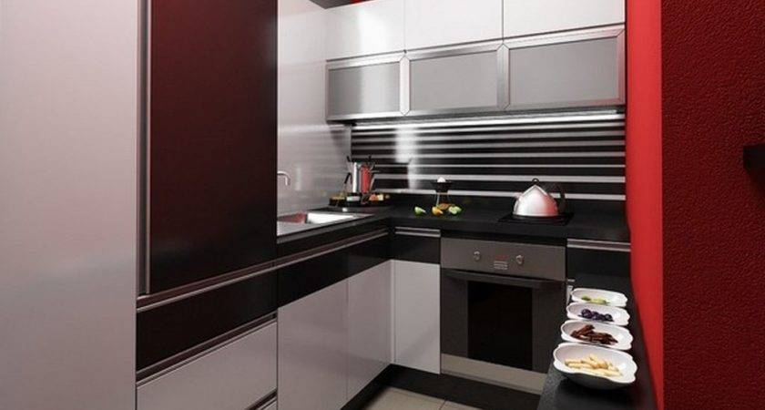 Charm Ultra Small Apartment Kitchen Design Ideas Home