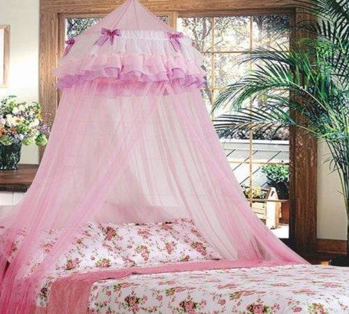Cheap Bed Canopy Girls Room Infobarrel