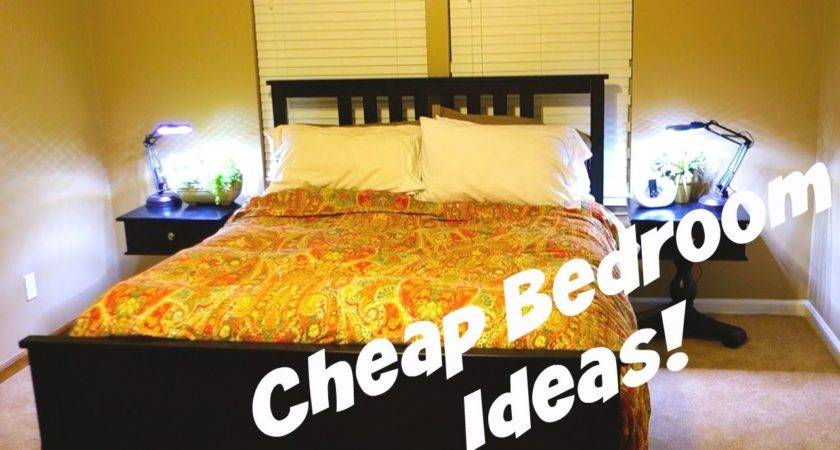 Cheap Bedroom Decorating Ideas Daily Vlog Youtube