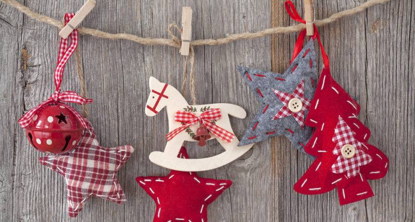 Cheap Christmas Decorations Easy Ideas Delight