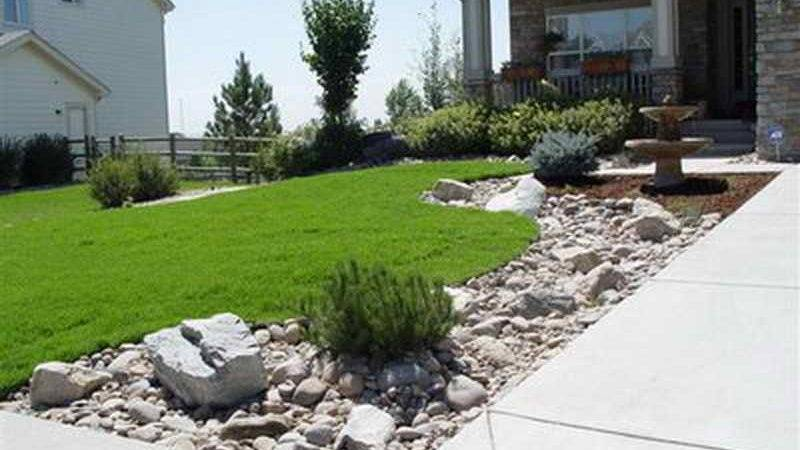 Cheap Landscape Ideas Landscaping