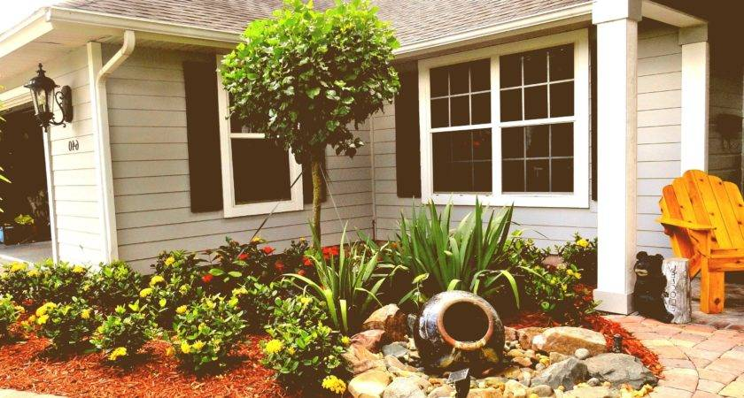 Cheap Landscaping Ideas Front Yard Garden Trends