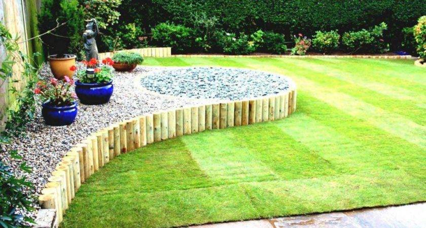 Cheap Landscaping Ideas Simple Some Interesting