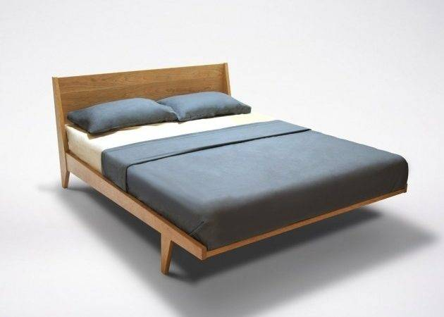 Cheap Platform Bed Frame Queen Plans Headboards