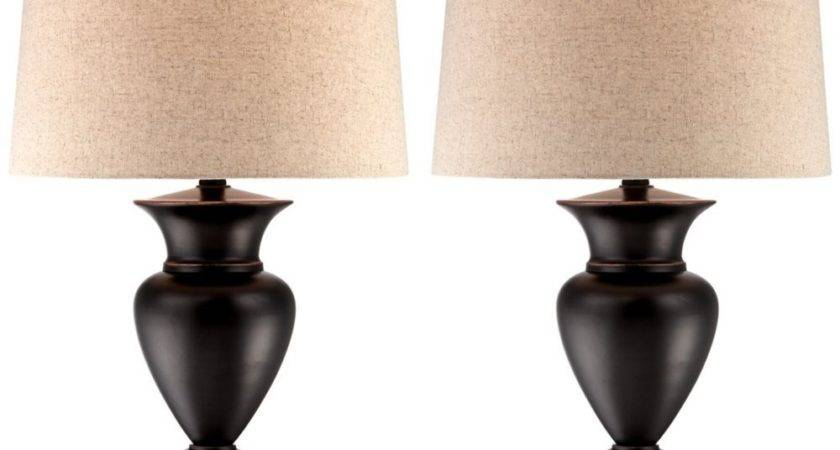 Cheap Table Lamps Bedroom Including Nightstand