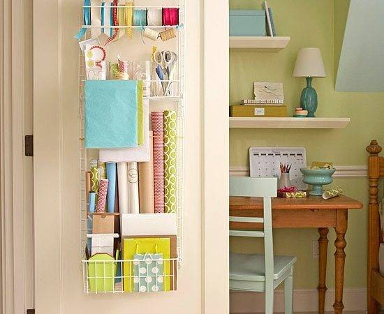 Cheap Ways Organize Your Craft Room Scrap Booking