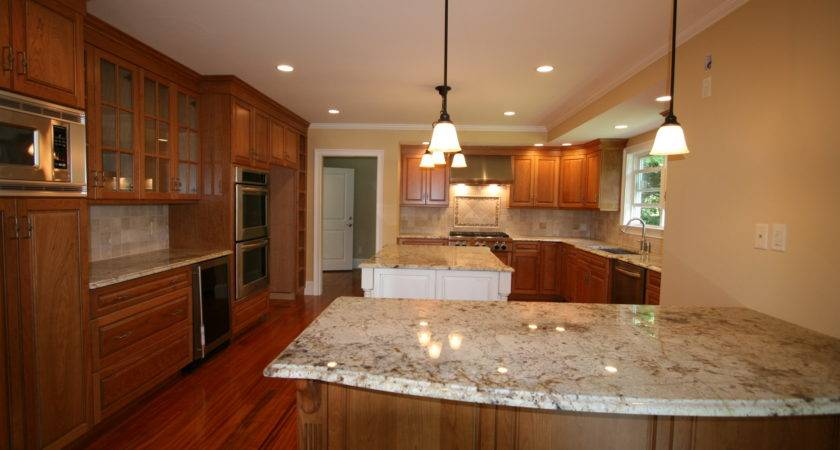 Check Out Pics New Kitchens Halliday Construction