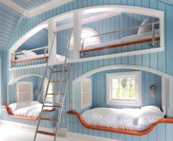 Check Out These Cool Bunk Beds Kids Baby