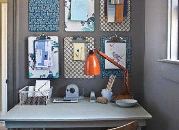 Chic Stylish Ways Organize Your Home Office