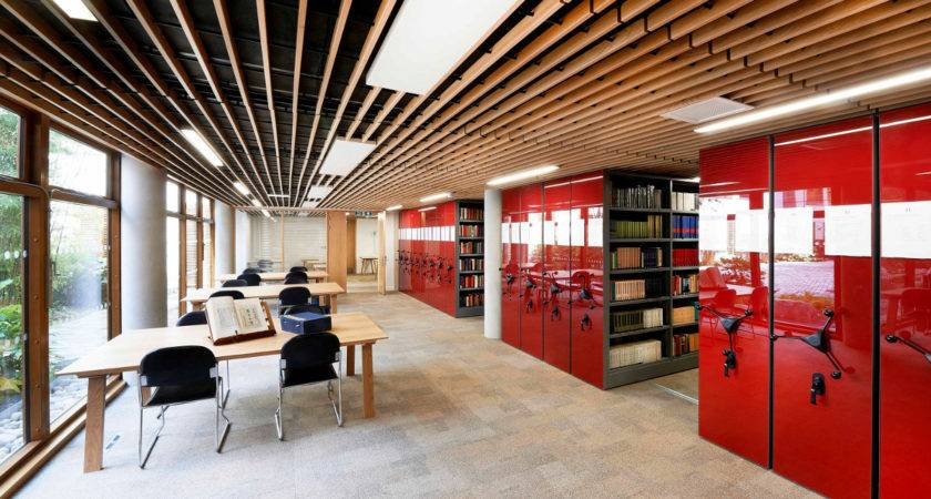 China Centre Building Library University Oxford