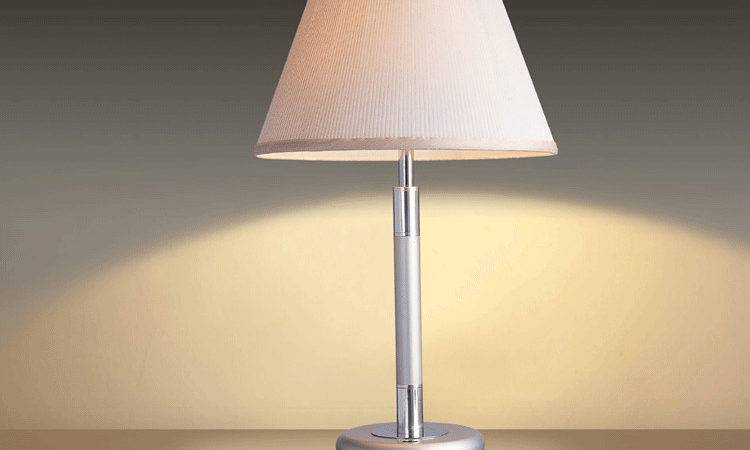 China Hotel Bedside Table Lamp