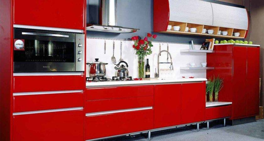 China Lacquer Kitchen Cabinet Kclw
