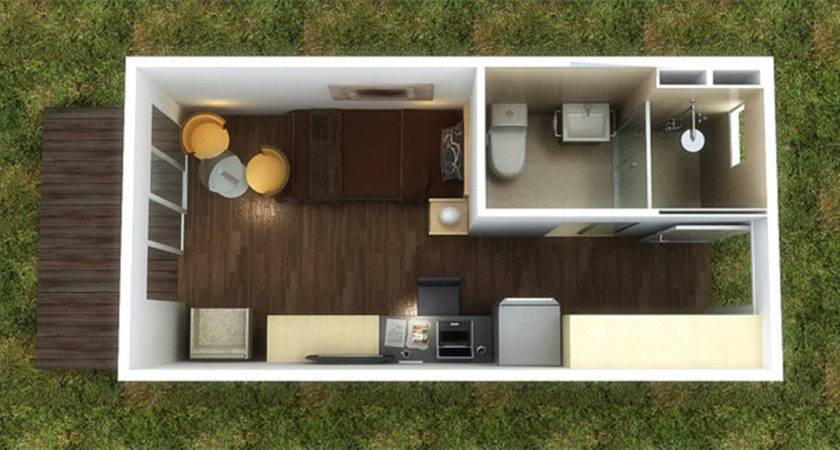 China Luxury Container House Converted