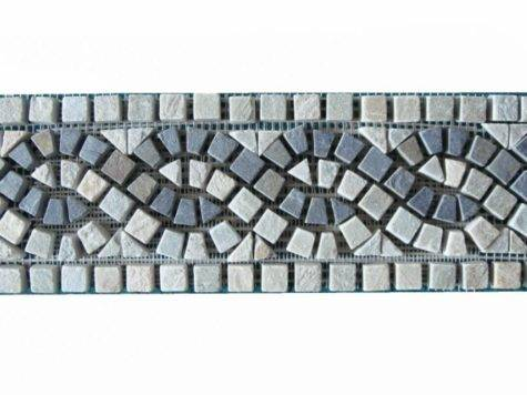 China Mosaic Border Tile Wall